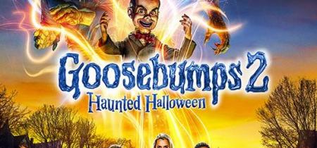 Halloween Drive-In Movies: GOOSEBUMPS 2 HAUNTED HALLOWEEN