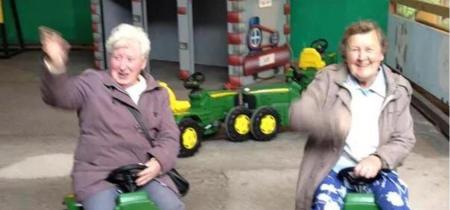 Grandparents Day - Grandparents go FREE