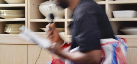 Harold Offeh: Performance and discussion, Saturday 12 October, 3.30-4.15pm