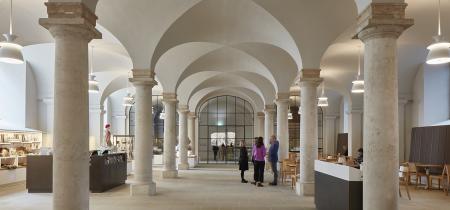 King William Undercroft Architecture Tours