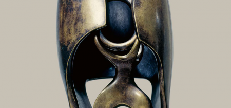 EXHIBITION - Henry Moore: The Helmet Heads