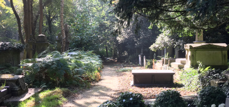Patrons & Friends Trip: Highgate Cemetery