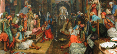 Single Lecture: Unfolding Orientalism in Art & Architecture