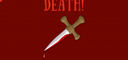 Frightened To Death Murder Mystery