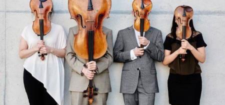 Hieronymus Quartet recital - Monday 4 November 2019