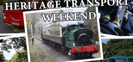 Heritage Transport Weekend Driver Tasters
