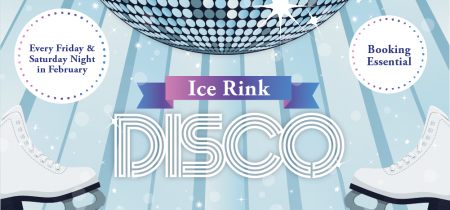 Ice Rink Disco