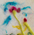 Coffee & Crafts - Needle Felting Pictures