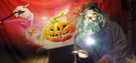SOLD OUT - Halloween Spooktacular (24th October - 1st November 2020)
