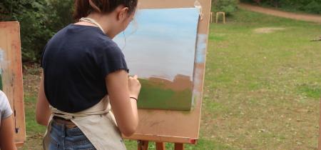 Spring Art School