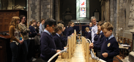 Family Workshop; Music at the Cathedral