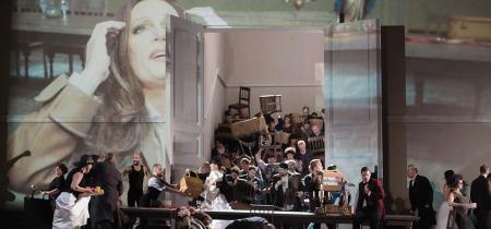 La forza del destino Royal Opera House LIVE Opera