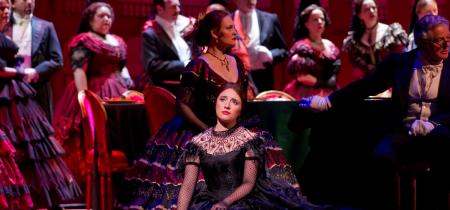 La traviata Royal Opera House LIVE Opera