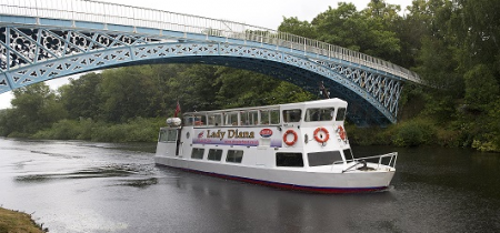 2 Hour Iron Bridge Cruise
