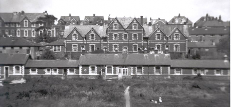 The Lewes Workhouse Building, 1868-1959