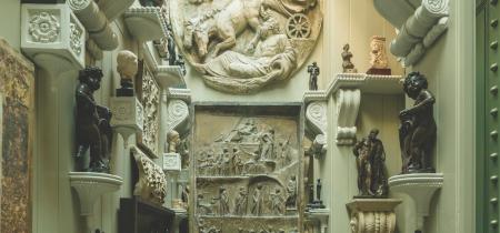 Patron's Trip: Sir John Soane's Museum