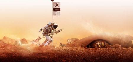 Moving to Mars for Learning Groups