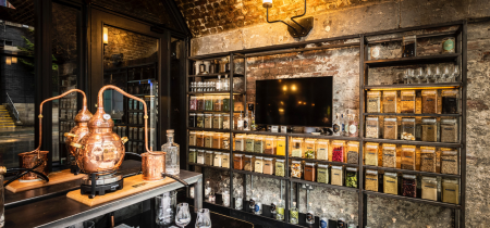 Manchester Gin Distillery Tour and Tasting