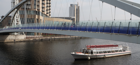 Manchester River Cruises - Departing from Salford Quays