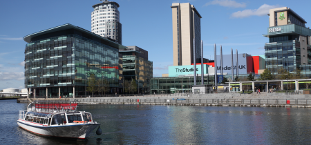 Manchester River Cruises - Departing from Manchester city centre