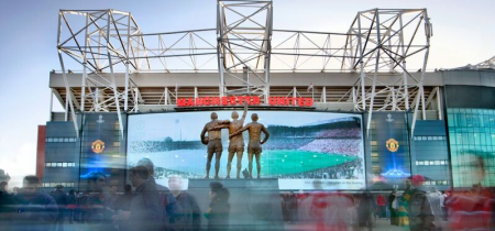 Manchester United F.C. Stadium Tour