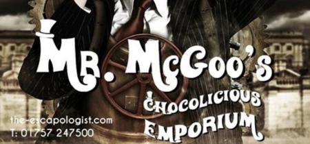 Mr McGoo's Chocolicious Emporium