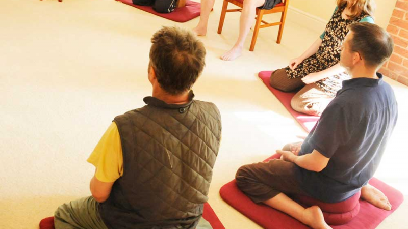 Mindfulness Practice Drop-in Sessions at Sharpham