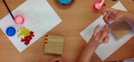 Mini Mosaics Children's Workshop