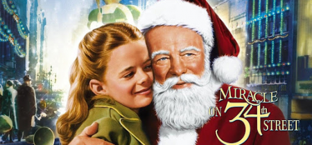 Festive Afternoon Tea at the Movies Showing A Miracle on 34th Street