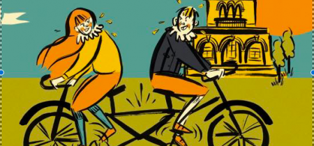 The HandleBards present 'Much Ado About Nothing' - 8th September