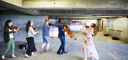 The Multi-Story Orchestra, Thursday 1 November