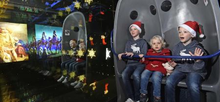 New Lanark Christmas Experience