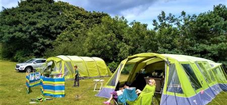 2 Nights Weekday Camping 2021