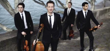 Van Kuijk Quartet, Thursday 17 October, 8pm