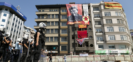 #Occupygezi: Public Protest in Gezi Park and Beyond
