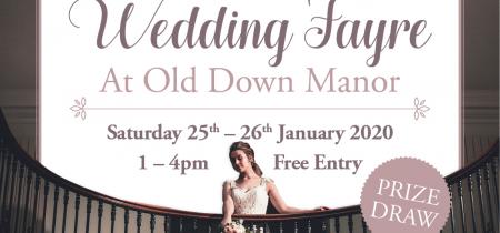 Wedding Fayre at Old Down