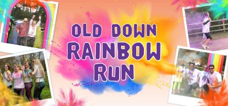 September Rainbow Run