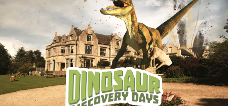 Dinosaur Discovery Days at Old Down Country Park