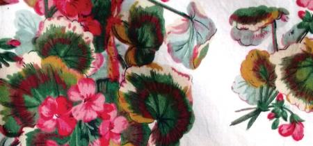 The Flowering of English Chintz: 1800-1875