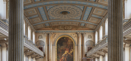 Touch, feel, and listen: an Audio-Described tour of the Chapel of St Peter and St Paul for blind and partially sighted visitors