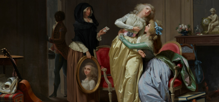 From Boudoir to Boulevard: The Revolutionary Art of Louis-Léopold Boilly