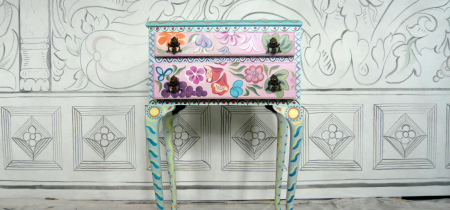 Painted Furniture 8 October 2019