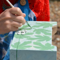 Painted Furniture workshop: Painted Boxes - Monday 30 October