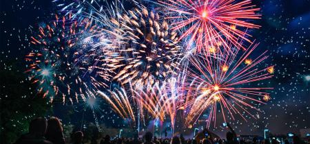 Member Low bang Fireworks November 7th 2020