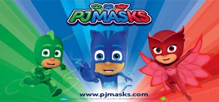 PJ Masks Visit