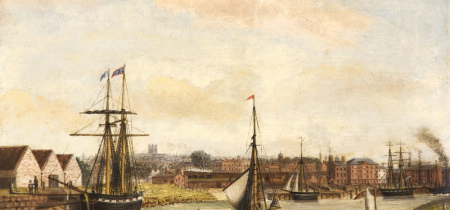 The Port of Chester - Guided Walk