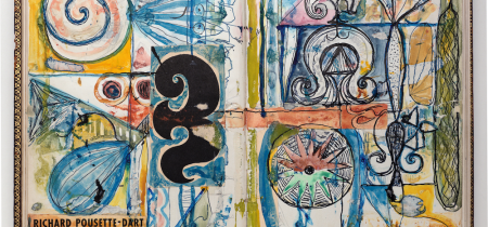 Lecture: Experiments in Abstract ex<x>pressionism, 6 November, 6.15pm