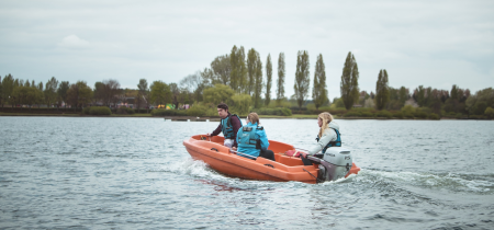 Discover Powerboating