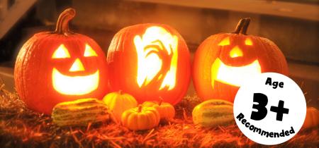 Pumpkin Carving - 25 - 29 October