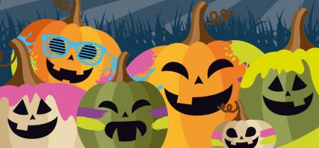Pumpkin Patch (23/10/18 to 27/10/18)